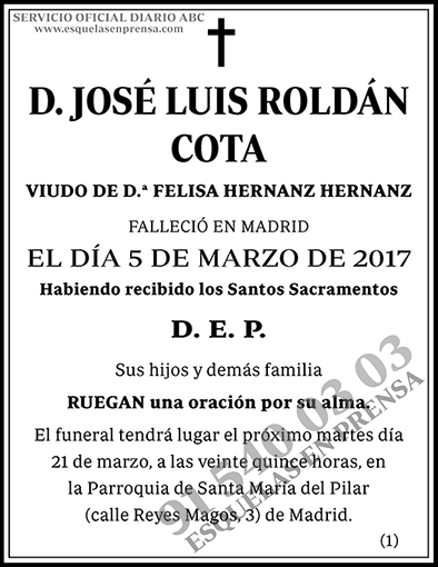 José Luis Roldán Cota